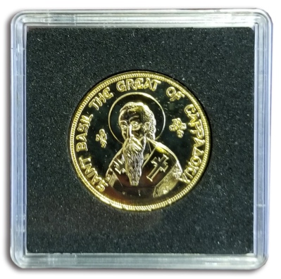 Official Golden Vasilopita Coin